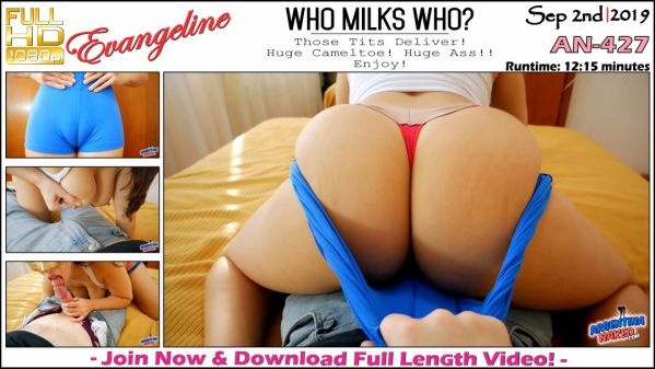 Evangeline - Who Milks Who? AN-427 (02.09.2019) [FullHD 1080p] (Argentinanaked)