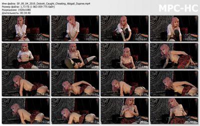 SensualPain - Sep 4, 2019: Dolcett Caught Cheating | Abigail Dupree