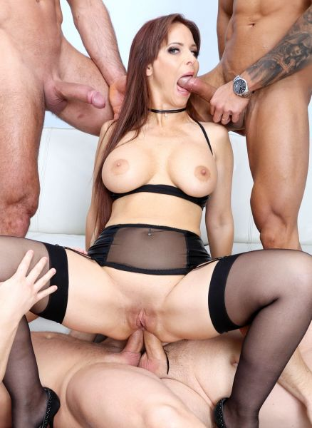 Syren De Mer - Fucking Wet Beer Festival with Syren De Mer Balls Deep Anal, DP, Gapes, Swallow GIO930 [HD 720p] (LegalP0rno)