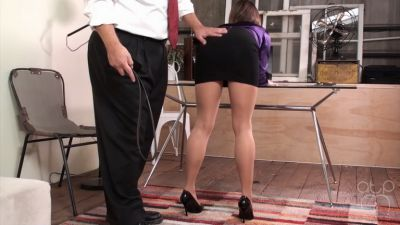 Head or Tail – Office Blackmail Starring Casey Calvert and Chrissy Marie