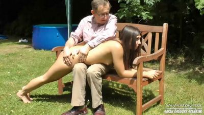 SarahGregorySpanking – Belle's Naked Spanking