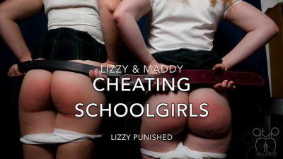 Cheating Schoolgirls - Lizzy Punished