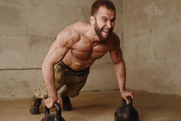 RCB - Training for Commando Stas  Part I