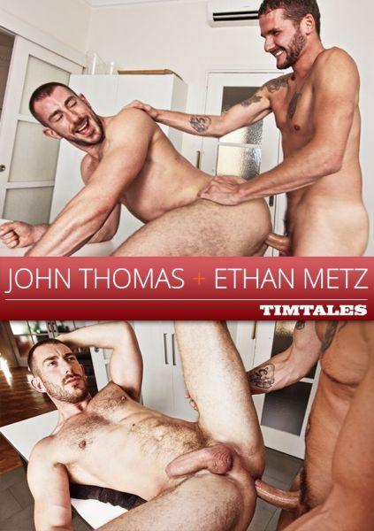 TT - Ethan Metz fucks John Thomas
