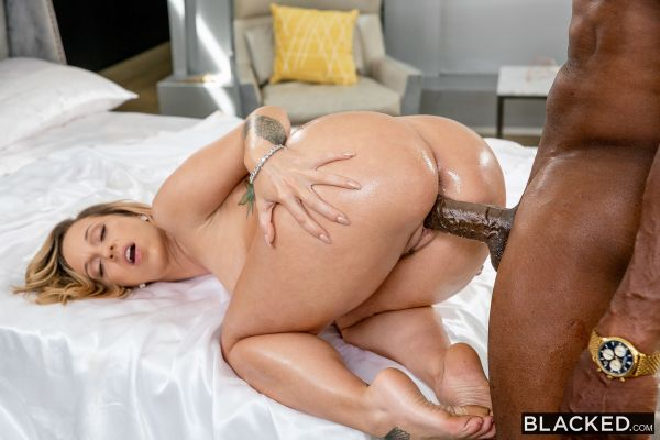 Jada Stevens - Last Straw (17.09.2019) [SD 480p] (Blacked)