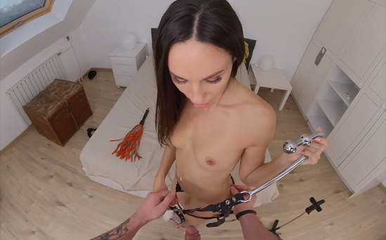Anal Hooked Gear vr