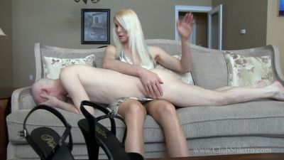Clubstiletto – Mistress Staci – Lick Your Own Tears