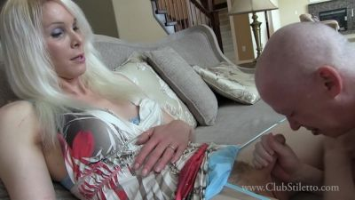 Clubstiletto - Mistress Staci - Lick Your Own Tears