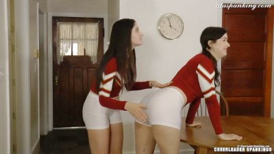 Cheerleaderspankings – Fae's Royal Punishment