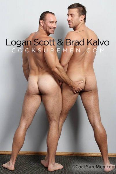 CocksureMen - Logan Scott & Brad Kalvo
