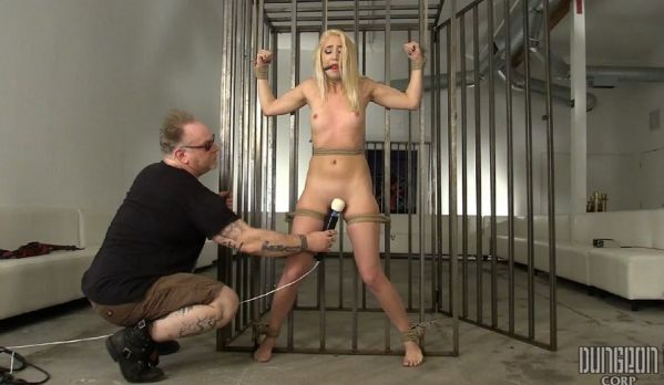Sierra Nicole - Caged and Roped 02