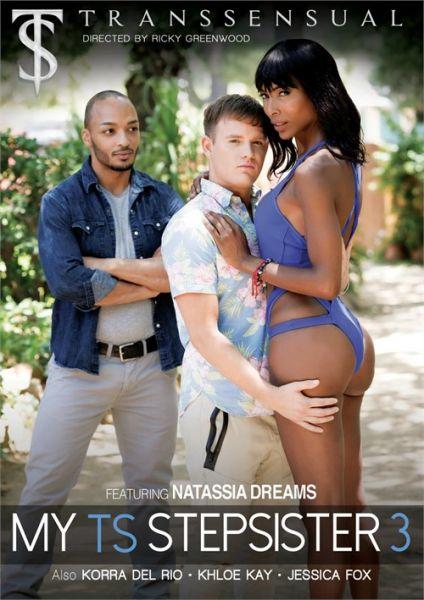 Transsensual: Natassia Dreams, Khloe Kay, Jessica Fox, Korra Del Rio - My TS Stepsister 3 (Split Scene) [FullHD/1080p]