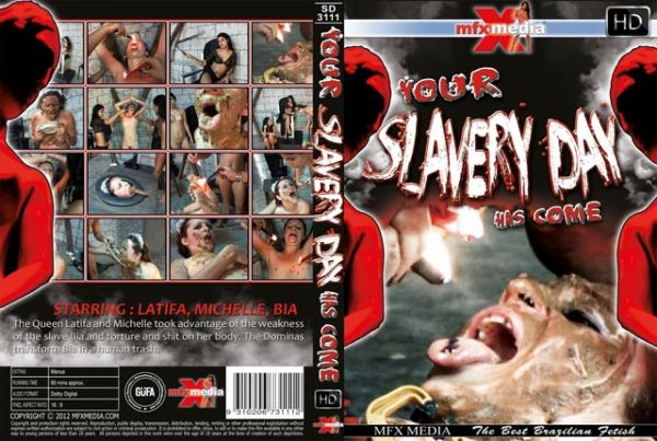 Your Slavery Day has come (SD-3111) (HD Rip 720p)