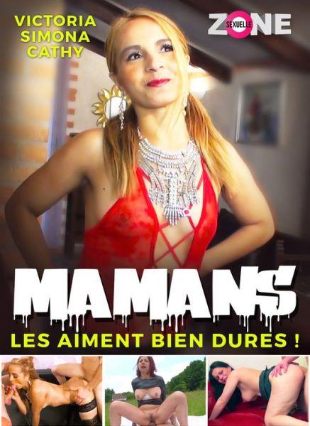 Les Mamans les Aiment Bien Dures - Moms Like Them Hard (2019 / HD 720p)
