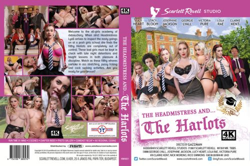 The Headmistress And... The Harlots (2019)