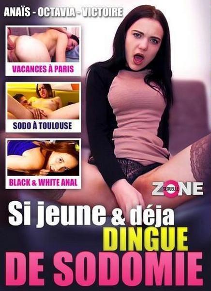 Si Jeunes & Deja Dingues De Sodomie - So Young And Already Crazy About Sodomy - 18 Ans Dingue De Sodomie (2019 / HD 720p)
