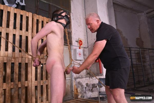 BN - A Lesson In Kink For Hung Blake Harvey - Part 1