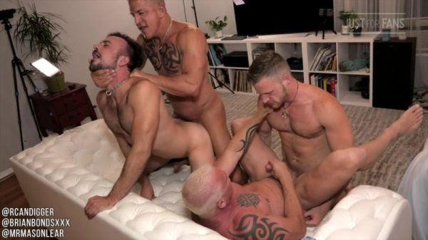 JFF - Brian Bonds, Mason Lear, RCDigger & PupDigger