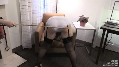 Worstbehaviorproductions - Boss Spanked and Caned Part Two