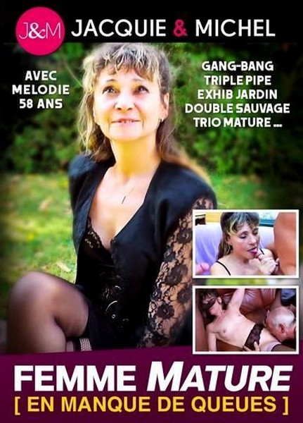 Femme mature en manque de queue - Mature Woman In Lack Of Tails (2019 / HD Rip 720p)