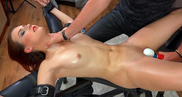 Ticklish Orgasm - Charlie Red