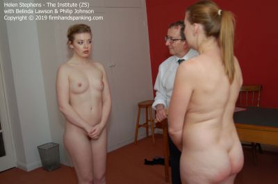 FirmHandSpanking – Helen Stephens – The Institute – ZS
