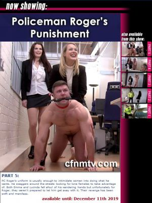 CfnmTV – Policeman Roge'rs Punishment Part 5