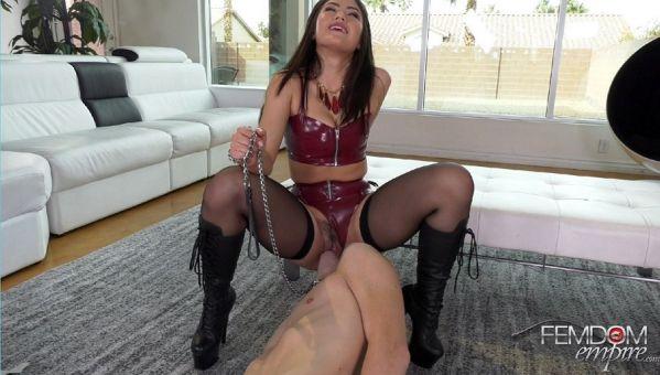 Kendra Spade - Chastity Boys Lick Better