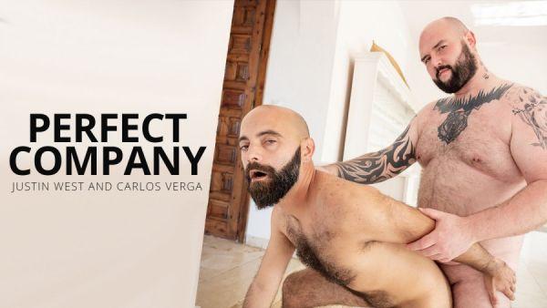 BF - Justin West and Carlos Verga - Perfect Company