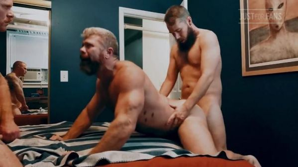 JFF - Jack Vidra & Liam Vidra visit Cain Marko for some fun
