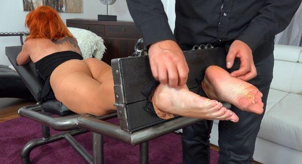 Mr Tickler Tortures Ember