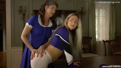CheerleaderSpankings – Thieving Lily's Liquor Lickin' part 1