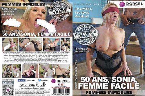 50 Ans, Sonia, Femme Facile (2016)