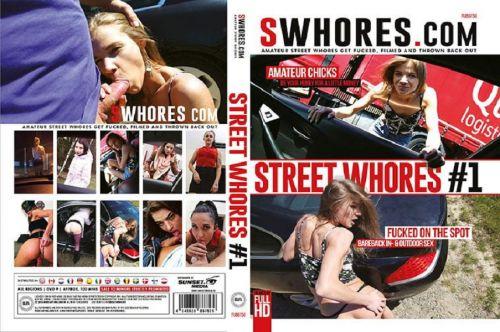 Street Whores #1 (2019)