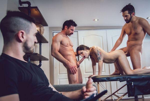 Sherly Quinn - My Wife s Massage E1