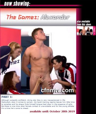 CfnmTV – The Games: Alexander Part 1