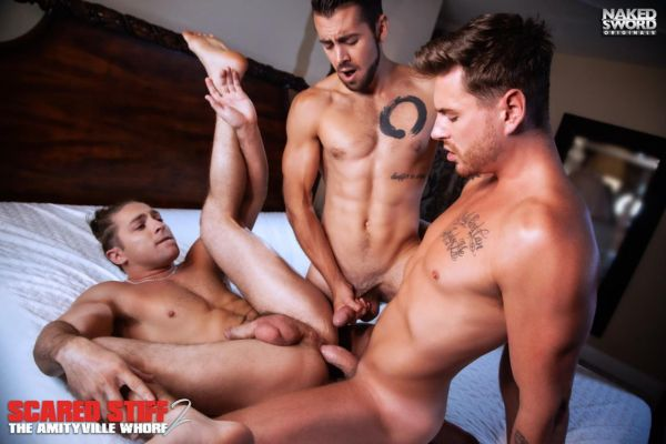 NS - Scared Stiff 2 - The Amityville Whore - Calvin Banks, Dante Colle & Josh Moore