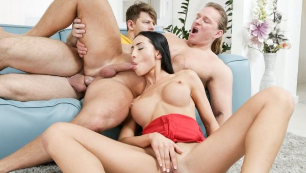 BE - Bi Swingers #03 scene 1 - Swing with Us - Anna Rose, Mark Black, Micky Bold