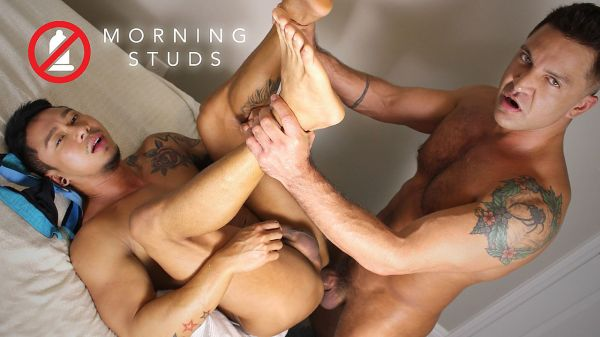PF - THE JOCKSTRAP EP 3 - MORNING STUDS - Dominic & Travis