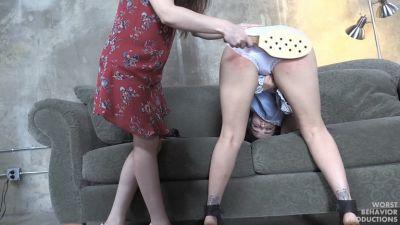 Casey's Revenge Part Three, Juliette's First Punishment