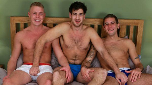 ELs - Chris Little, Dan Broughton & Doug Mitchell