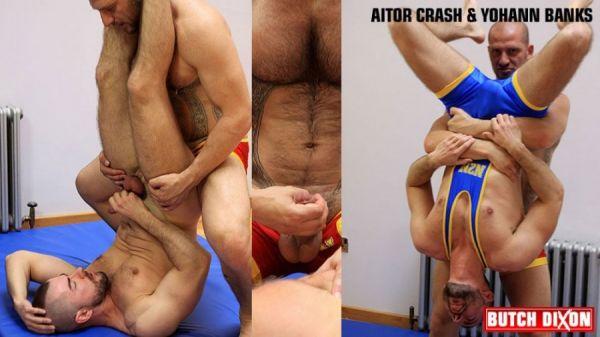BD - Aitor Crash & Yohann Banks