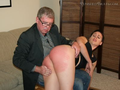 PunishedBrats – Discipline of a Difficult Daughter Part 1 of 2