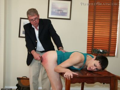 PunishedBrats - Discipline of a Difficult Daughter Part 1 of 2