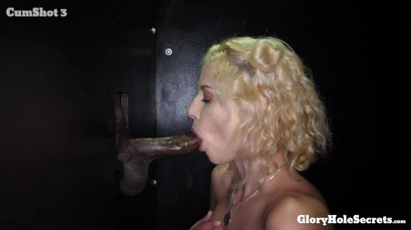 GloryHoleSecrets.com - Sophia L's First Gloryhole Video (25.10.2019) with Sophia Lux (FullHD/1080p) [2019]