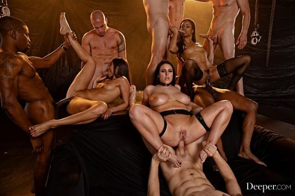 Deeper.com - Acceptance (24.10.2019) with Angela White, Emily Willis, Kira Noir (HD/720p) [2019]
