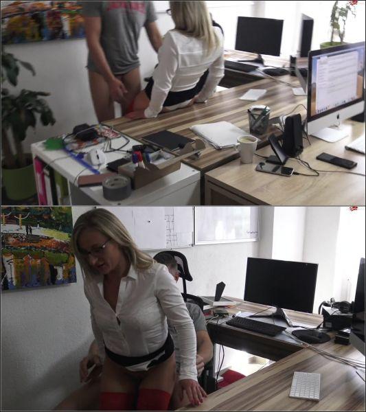 MDH: Studentin-Aneta - Buroschlampe heimlich gefickt!!!! (FullHD/1080p)