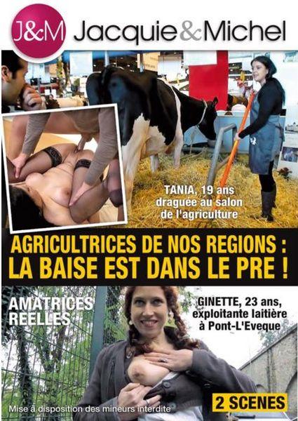 Agricultrices de nos regions, la baise est dans le pre