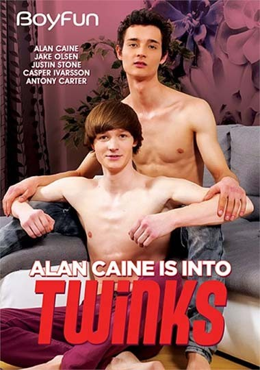 BF - Alan Caine is Into Twinks