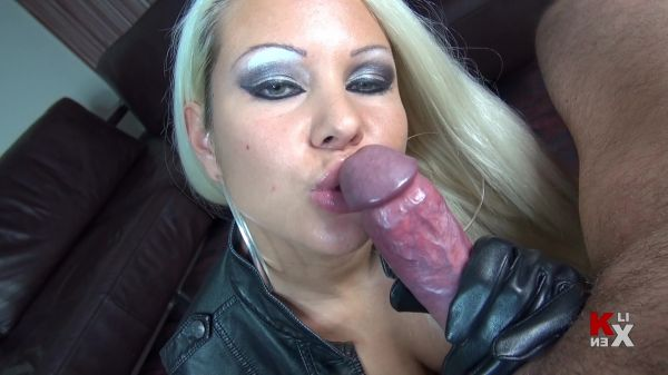 K KLIXEN PRODUCTIONS - K bound in leather (30.10.2019) with Daniela Hansson (FullHD/1080p) [2019]